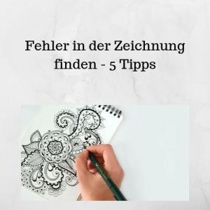 Fehler in der Zeichnung finden - 5 Tipps